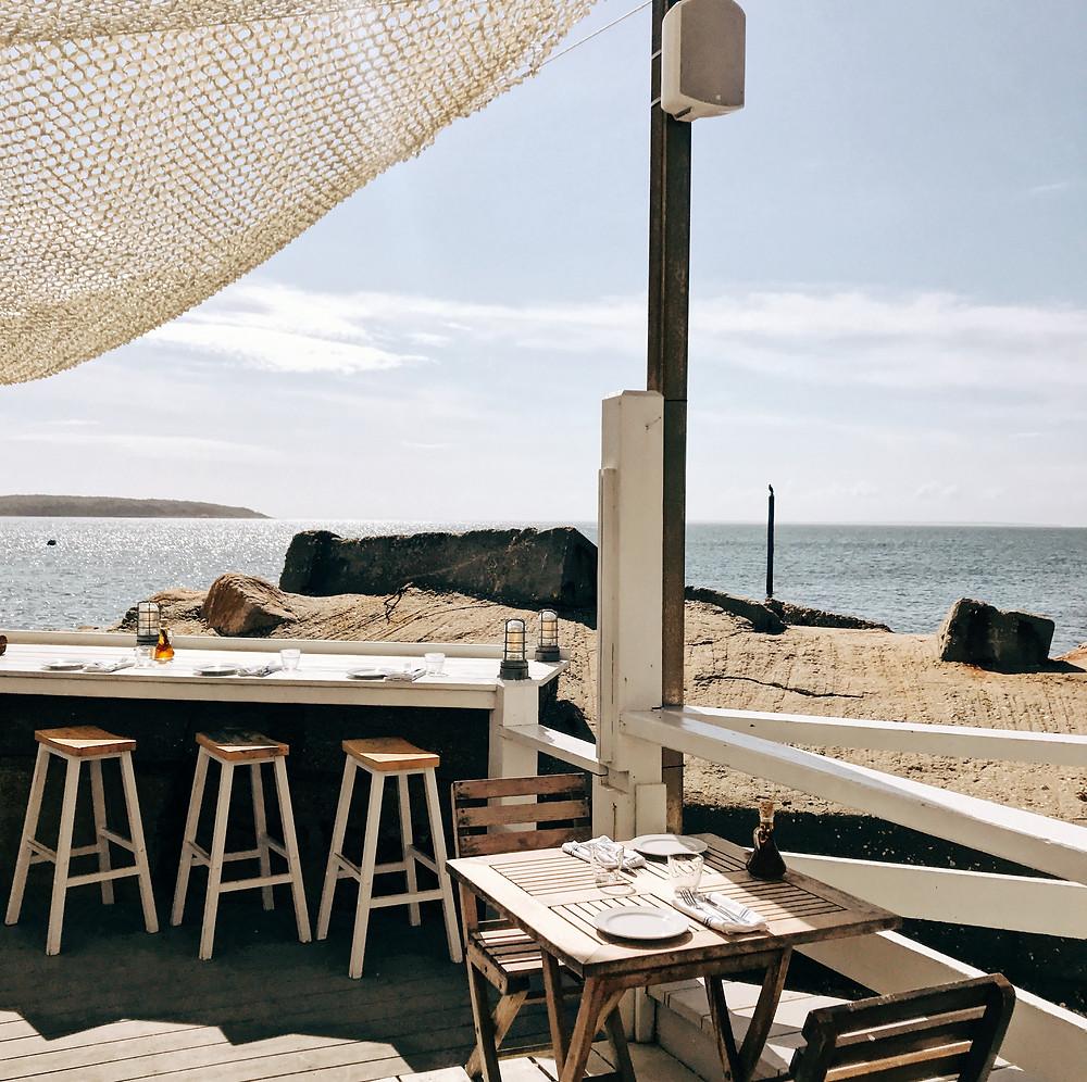 Duryea's Lobster Deck