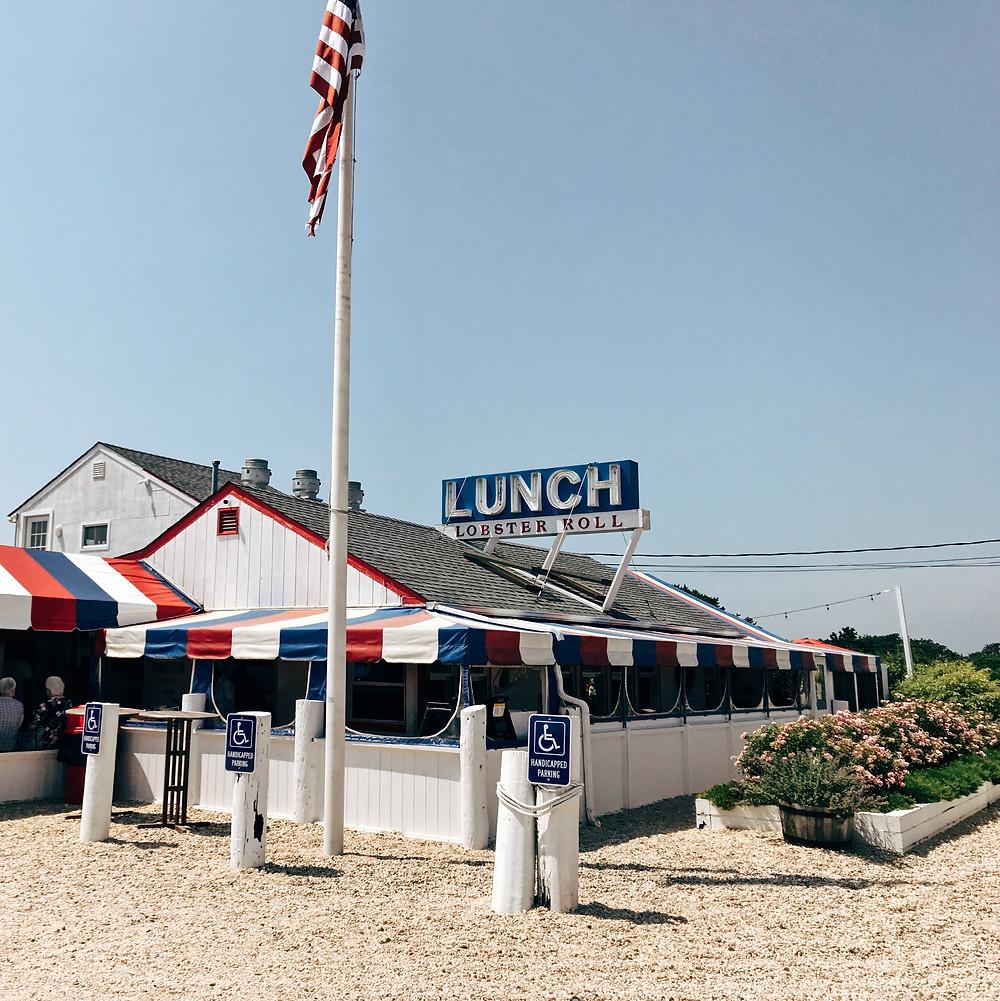The Lobster Roll restaurant.