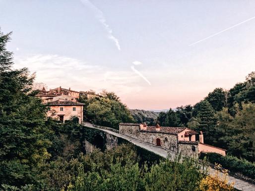 HOTEL REPORT: IL BORRO – TUSCANY