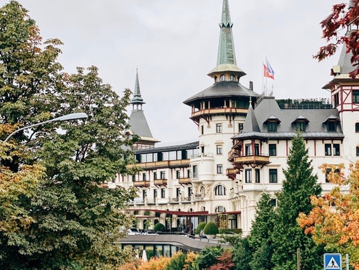 HOTEL REPORT: THE DOLDER GRAND –  ZURICH, SWITZERLAND