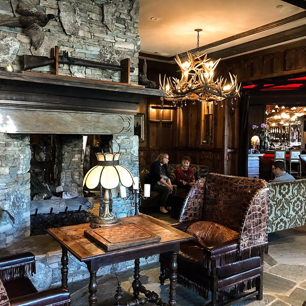The Grand Bohemian Hotel, Asheville.