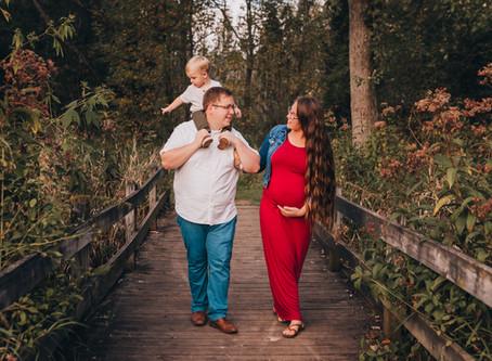 Gray Family/Maternity