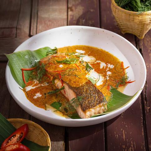 Salmon Choo Chee