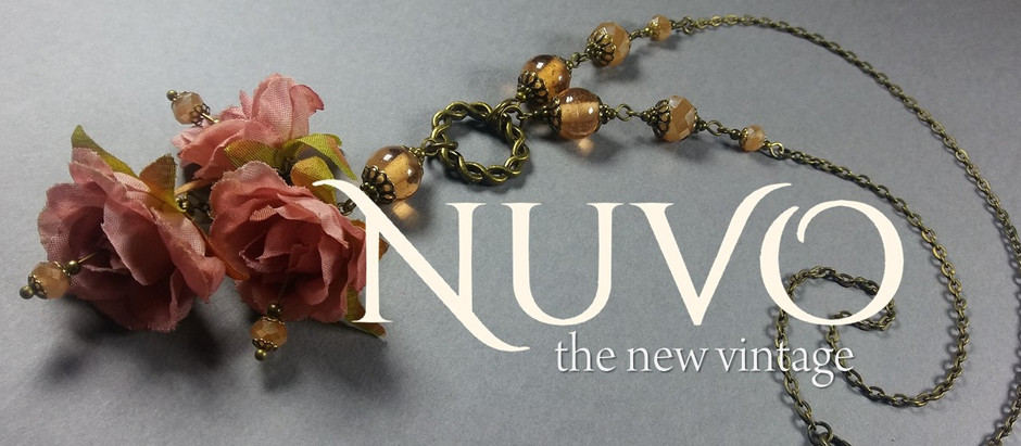 Nuvo - ShopNuvo.com - Launched Website