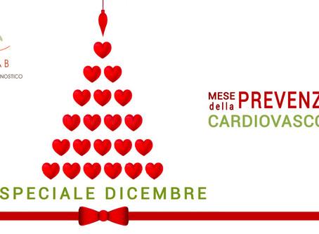Dicembre la prevenzione cardiovascolare