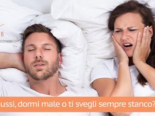 Ambulatorio Disturbi del Sonno