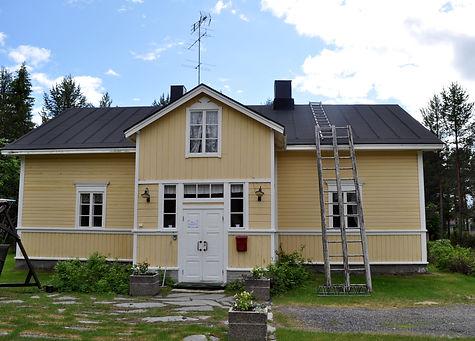 Historiallinen Alantalo Sodankylässä