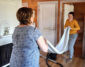 Osuuskunta Sompion Tähti rekrytoi jatkuvasti uusia työntekijöitä