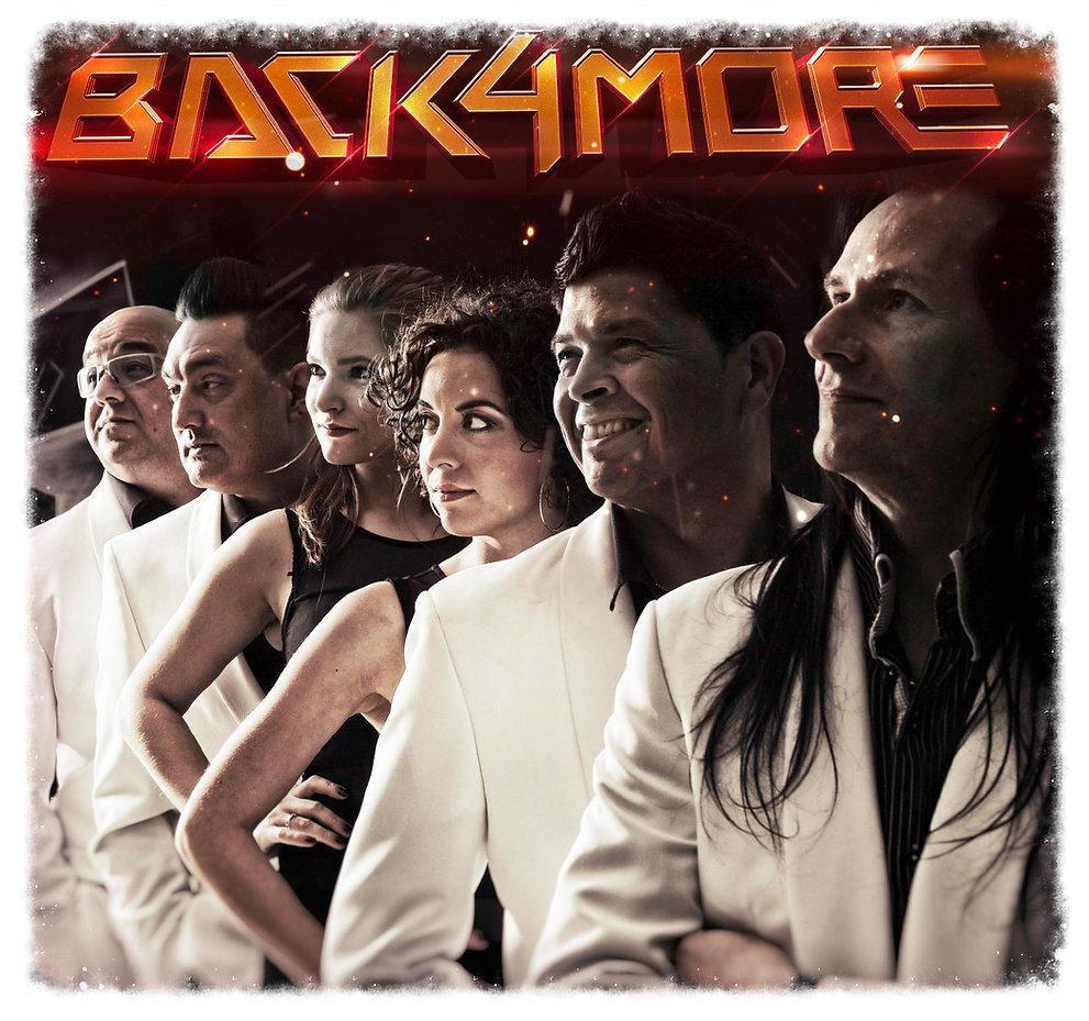 BACK4MORE | Allround Coverband - Top40 - Openbaar - Bruiloft - Bedrijfsfeest | Live entertainment - Bruiloftsband - Top 100 - Feestband