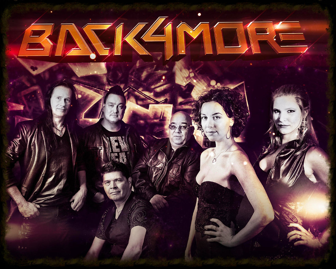 BACK4MORE | Allround Coverband - Top40 - Openbaar - Bruiloft - Bedrijfsfeest | Live entertainment - Bruiloftsband - Top 100 - Feestband