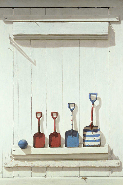 Summer Shovels