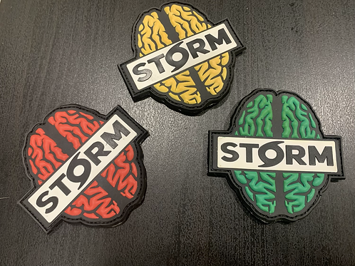 STORM solidarity patches