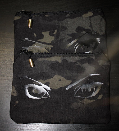 Patterned Pouches
