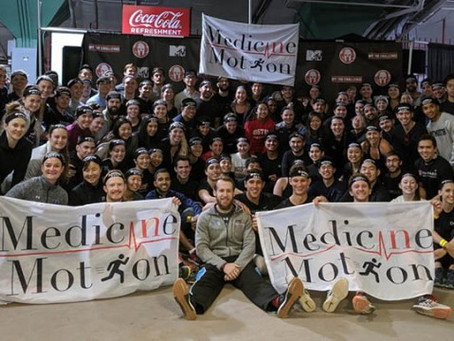 130 Medical Students Join Together For Fenway Race