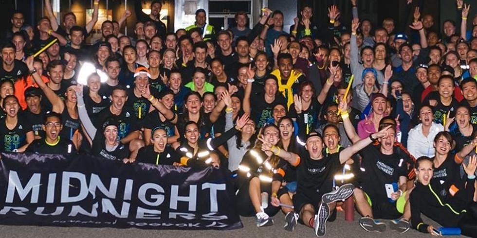 Tuesday Evening Run (Midnight Runners)