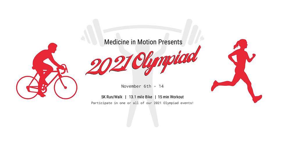 2nd Annual MiM Olympiad