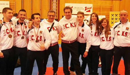 PREMIERE LEAGUE K1 - SALISBURGO (AUSTRIA) - 30 NOVEMBRE 2013