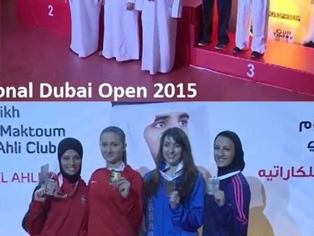 4TH AL-AHLI DUBAI OPEN - DUBAI - 29 GENNAIO / 1 FEBBRAIO 2015