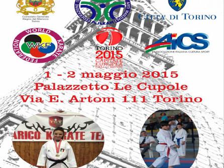 TURIN CUP - TORINO (TO) - 1 MAGGIO 2015