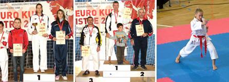 EURO CUP ISTRE - POREC (CROAZIA) - 06 NOVEMBRE 2010
