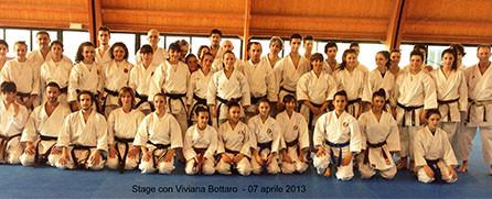 STAGE VIVIANA BOTTARO