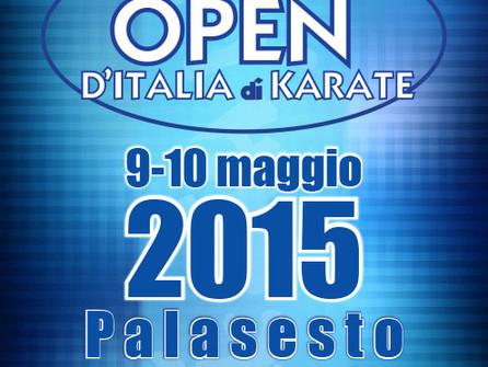 16° OPEN D'ITALIA - SESTO SAN GIOVANNI (MI) - 9/10 MAGGIO 2015