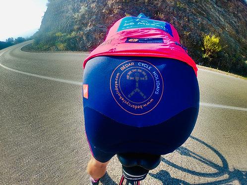 Bedar Cycle Holidays Bib Shorts