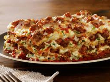Sausage Lasagne - Small & Large Available