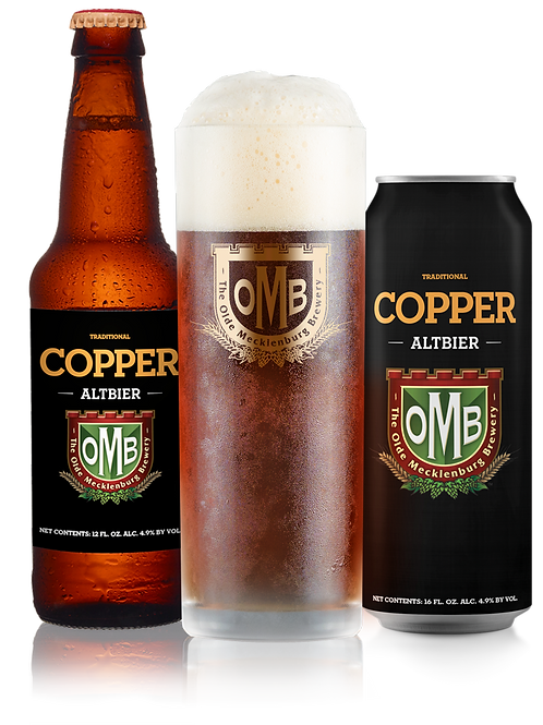 OMB Copper Altbier (6 PACK)