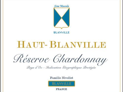 Haut Blanville - Grande Réserve Chardonnay, Roussanne