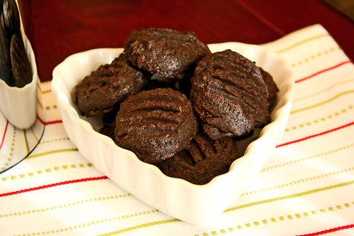 Espresso Chocolate Biscuits