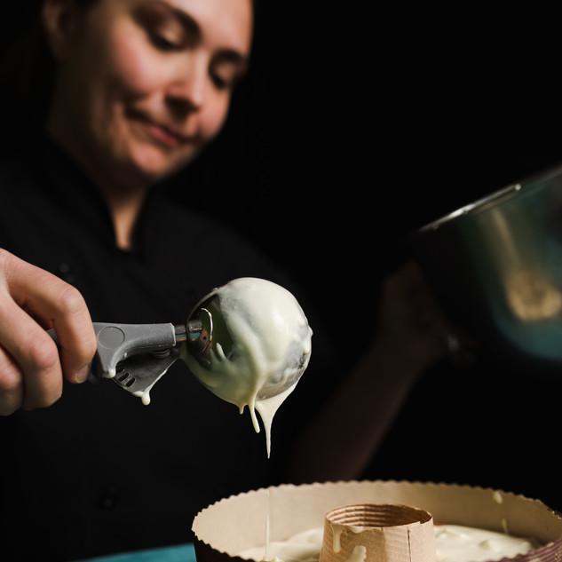 Pastry Chef Megan Goldman
