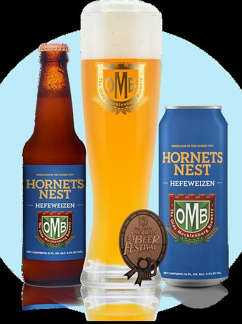 OMB Hornet's Nest Hefeweizen
