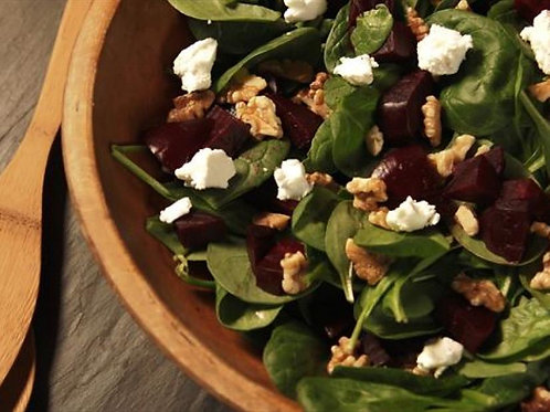 French Chevre Salad - Serves Two