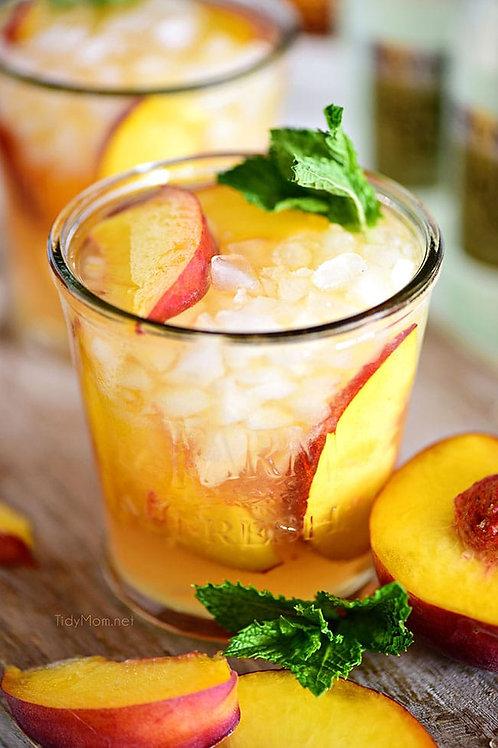 Autumn Bourbon Sangria  Serves 2