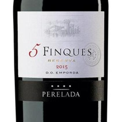 Perelada '5 Fincas' Red Blend