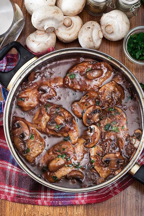 Chicken Marsala Dinner Care Package (GF)