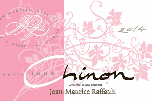 Jean-Maurice Raffault Chinon Rose - Sip with the Trout
