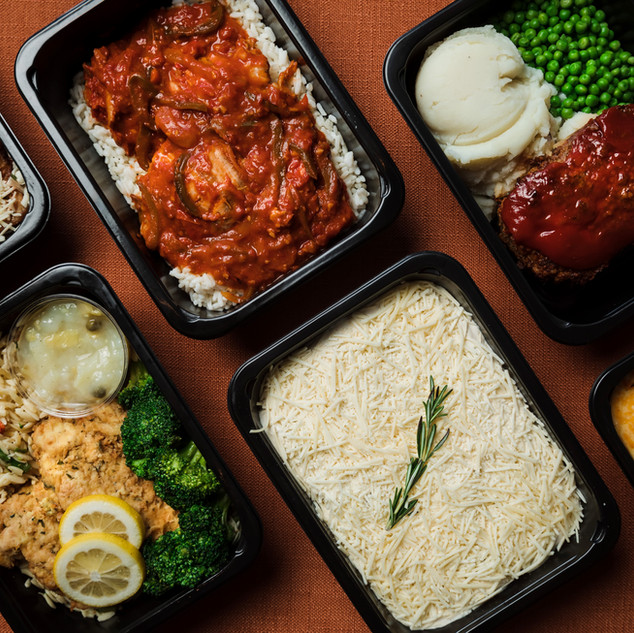 Home Delivery Meals