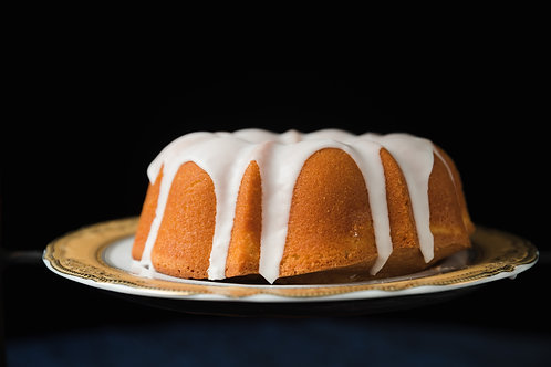 Lemon Pound Cake with Citrus Drizzle