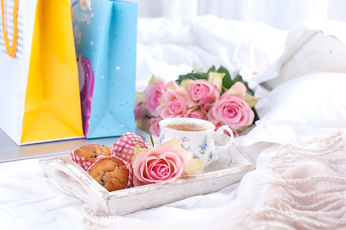 Breakfast in Bed Package for 2