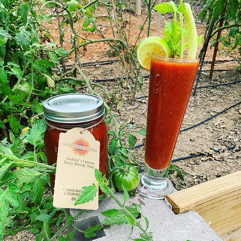Famous Spicy Bloody Mary - Serves Two