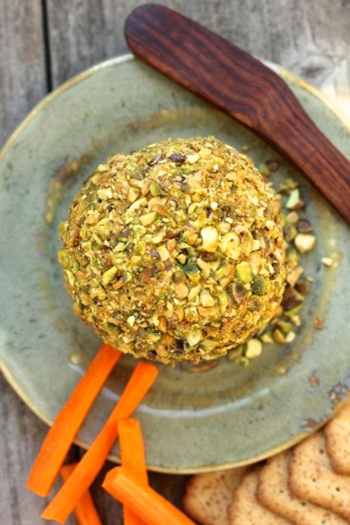 Farmhouse Curry Cheese Ball