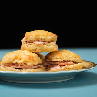 Southern Ham Biscuit