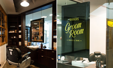 Barkers Groom Room