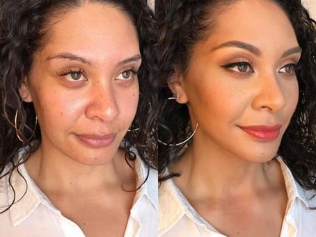 Make Up Tutorial: Summer Goddess look