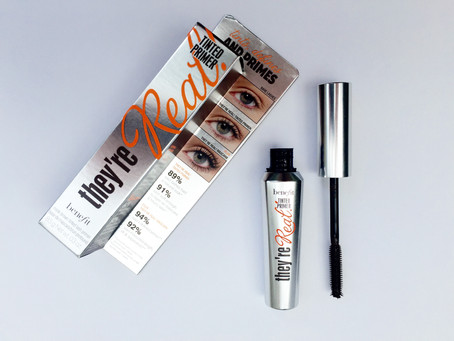 They're Real Tinted Lash Primer Review