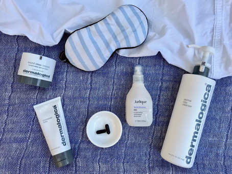 My Evening Skin Care Routine
