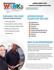 Apprenticeship Job Seeker Flyer