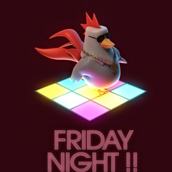 FRIDAY NIGHT !!